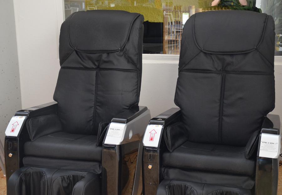 LALO Center Massage-Stühle