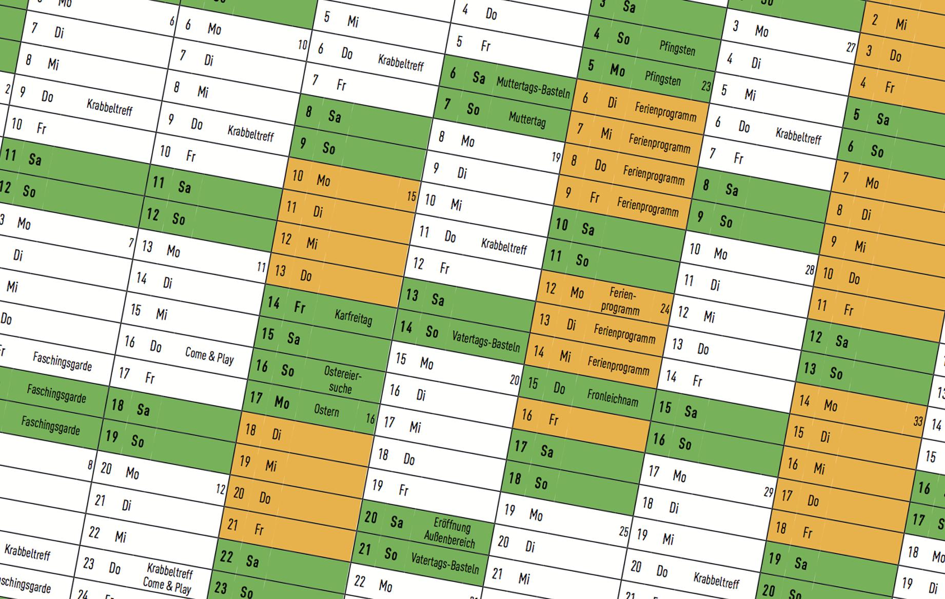 LALO Event Kalender