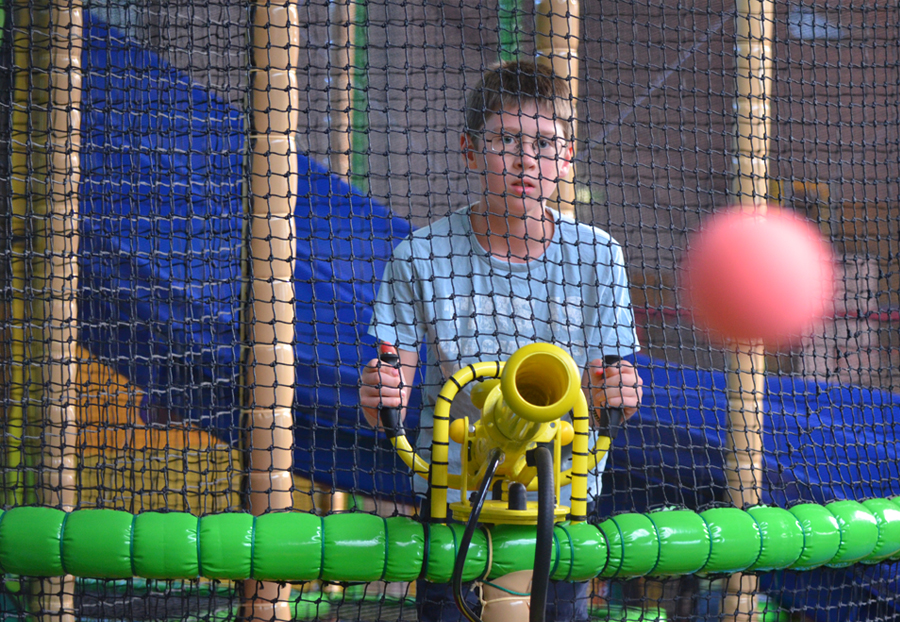 LALO Center Softballkanonen