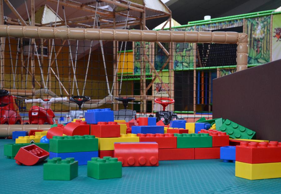 LALO Center Legosteine